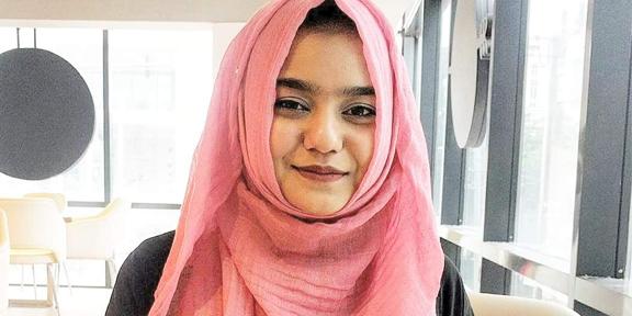 Marium Binte Islam